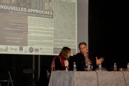 Discussion conclusive animée par Cécile Buquet-Marcon et Pascal Sellier.