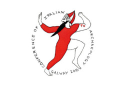 7th Conference of Italian Archaeology (logo)
