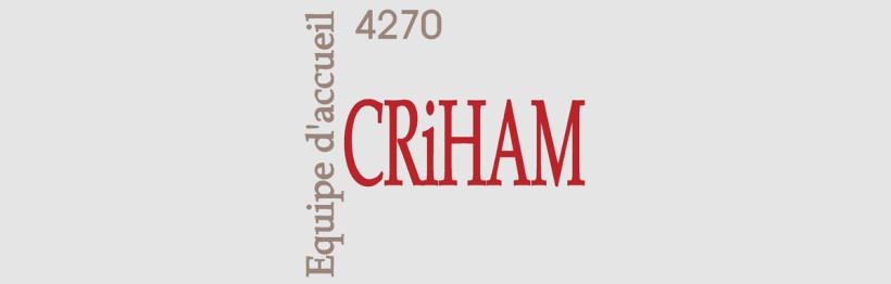 Logo du CRiHAM