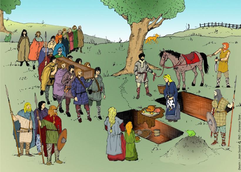 Rencontre autour de l'animal en contexte funéraire
